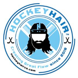 Hockey Hair Logo